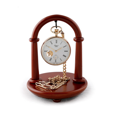 Rapport Arched Pocket Watch Stand // Walnut