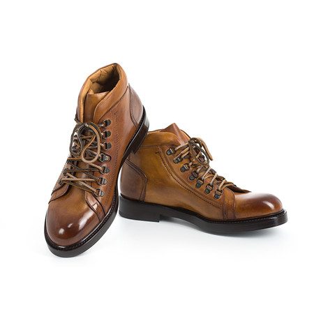 Trotton Boot // Cuoio (UK: 10)