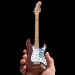 Stevie Ray Vaughan // Miniature Fender Guitar Replicas // Set of 3