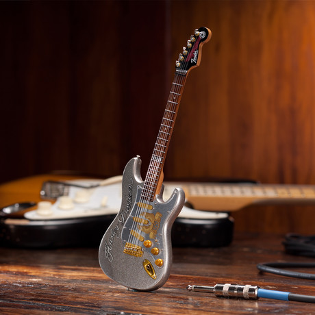Licensed Fender™ Strat™ // Harley Davidson Mini Guitar Model