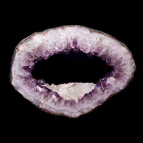 Amethyst Geode Slice