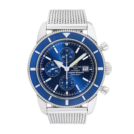 Breitling Superocean Chronograph Automatic // A13320 // Pre-Owned