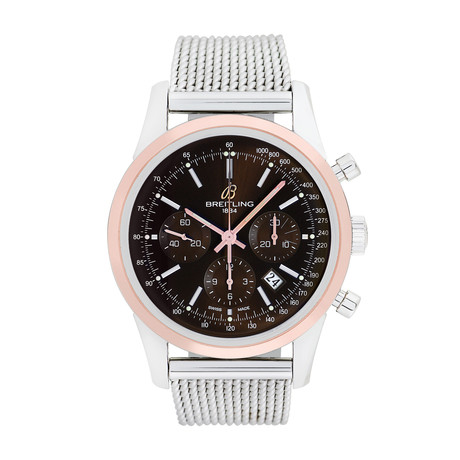 Breitling Transocean Chronograph Automatic // UB0152 // Pre-Owned