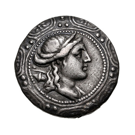 Macedon, Greece, c. 167-149 BC // Large Silver Tetradrachm