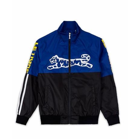 Larkin Jacket // Blue (S)