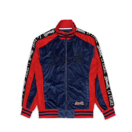 Barron Jacket // Navy (S)