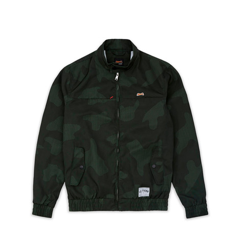 Emerson Jacket // Green (S)
