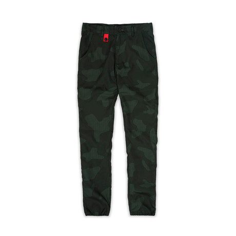 Emerson Pant // Green (S)