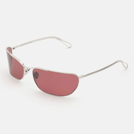 Unisex Zebedia Sunglasses // Bordeaux