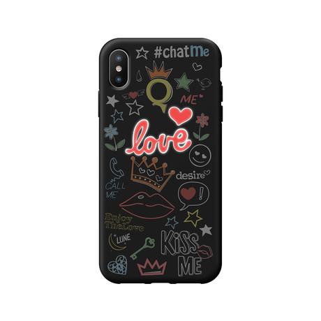 LOVE // iPhone (iPhoneXS)