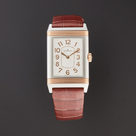 Jaeger-LeCoultre Ladies Grande Reverso Ultra Thin Quartz // Store Display