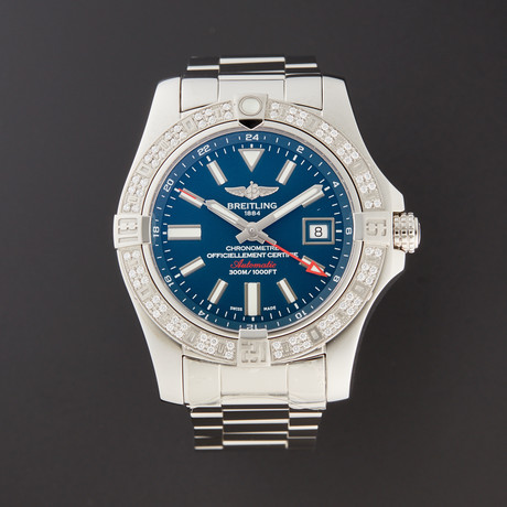 Breitling Avenger II GMT Automatic // A3239053/C872-170A // Unworn