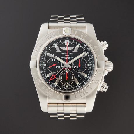 Breitling Windrider Chronomat 44 GMT Automatic // AB041210/BB48-384A // Unworn