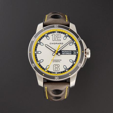 Chopard Grand Prix De Monaco Historique Automatic // 168568-3001 // Store Display