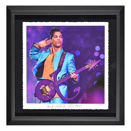 Prince // Purple Rain // Limited Edition // Original