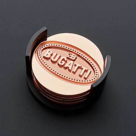 Bugatti Car Coaster // Plain (Single Piece)