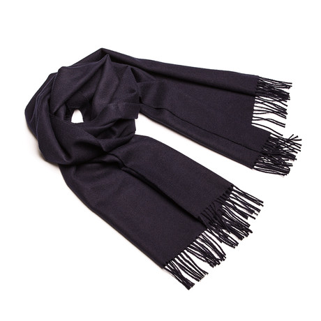 Shawl Exclusive // Navy Blue
