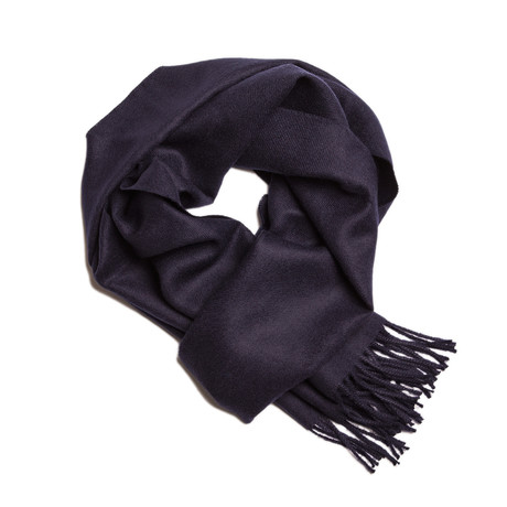 Scarf Exclusive // Navy Blue