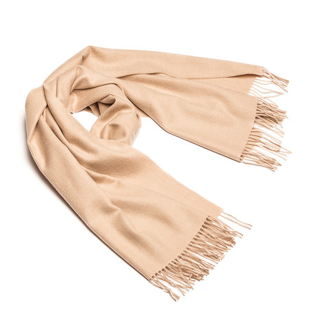 Shawl Exclusive // Wheat