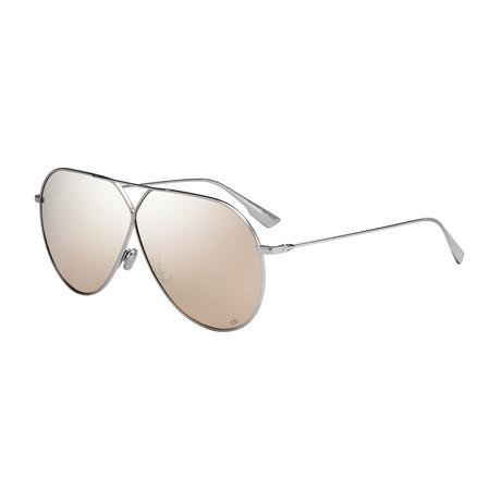 Women's Stellaire 3 Sunglasses // Silver