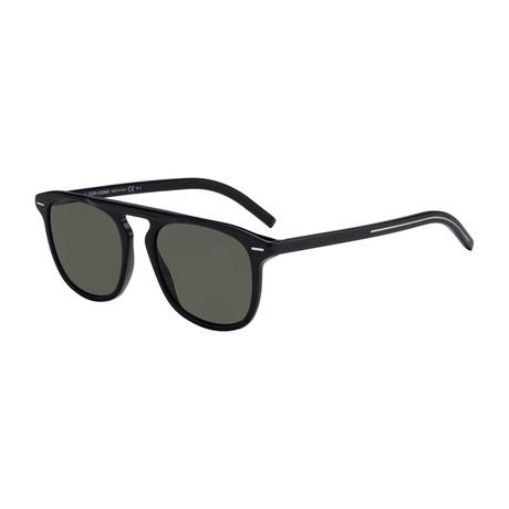 Men's Blacktie Sunglasses // Black