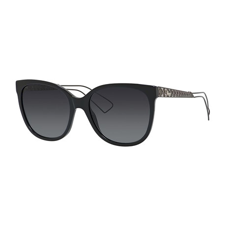 Women's Diorama Sunglasses // Black