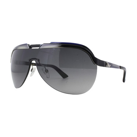 Women's Solar Sunglasses // Black
