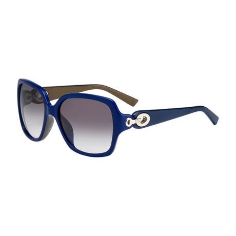 Women's Diorissimo Sunglasses // Blue