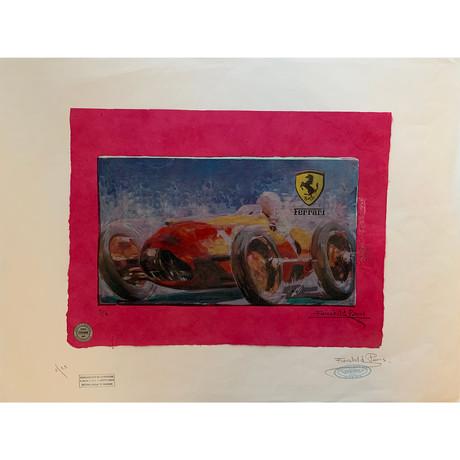 Ferrari // Race Car