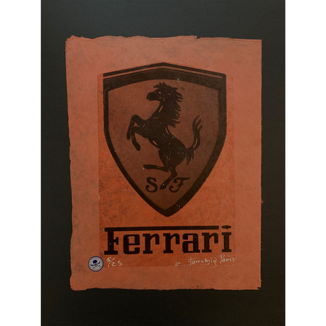 Ferrari // Crest