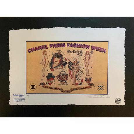Chanel Paris Fashion Week // Women (Pirate)