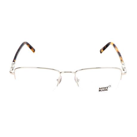 Men's MB0582 Optical Frames // Shiny Palladium II