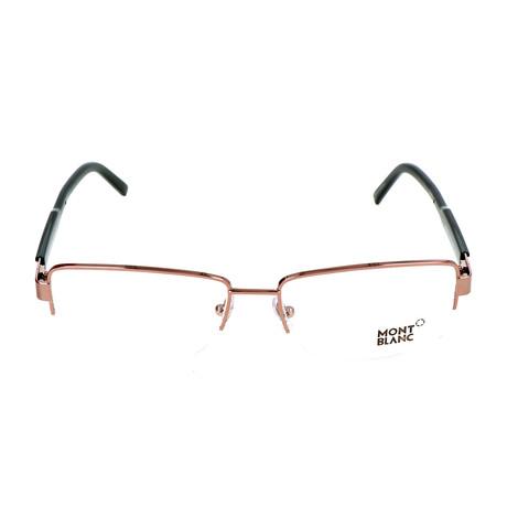 Men's MB0623 Optical Frames // Shiny Light Bronze