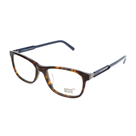 Men's MB0631-D Optical Frames // Havana