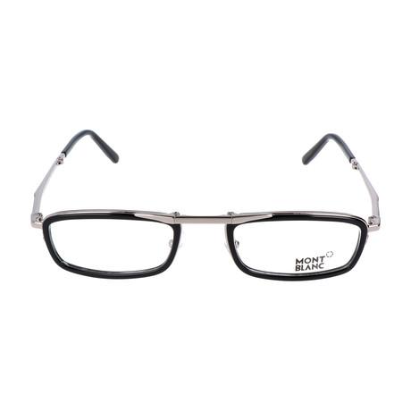 Men's MB0682 Optical Frames // Shiny Black