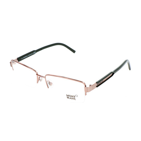Men's MB0623 Optical Frames // Shiny Light Bronze