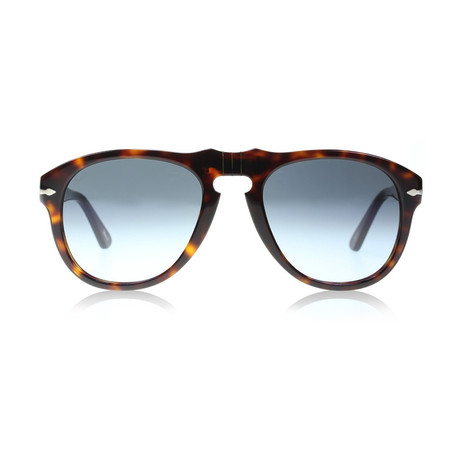 Men's Original 649 Sunglasses // Havana + Blue Gray Gradient (52mm)