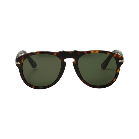 Men's Original 649 Sunglasses // Havana + Green (52mm)