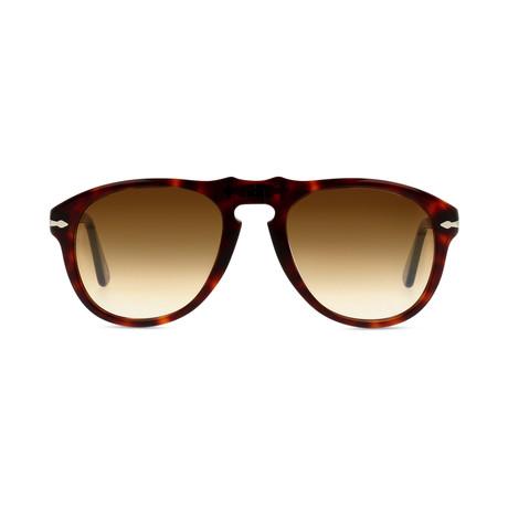 Men's Original 649 Sunglasses // Havana + Brown Gradient (52mm)