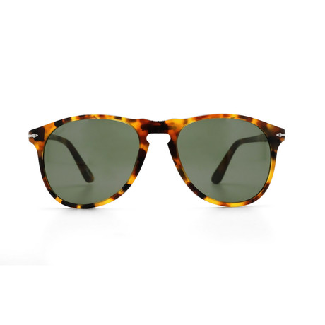 Men's Iconic Sunglasses // Madreterra + Green