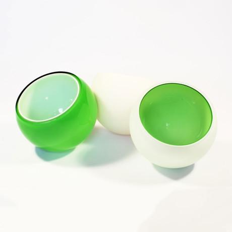 Molecula Bowl // Green