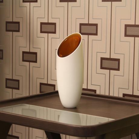 Florum Flower Vase // Amber
