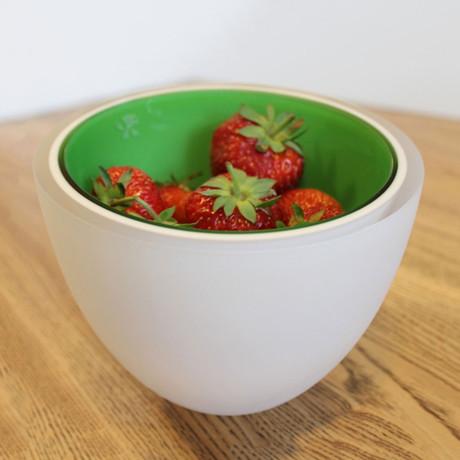 Nanus Bowl // Green