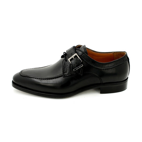Buckle Dress Shoes // Black (Euro: 39)