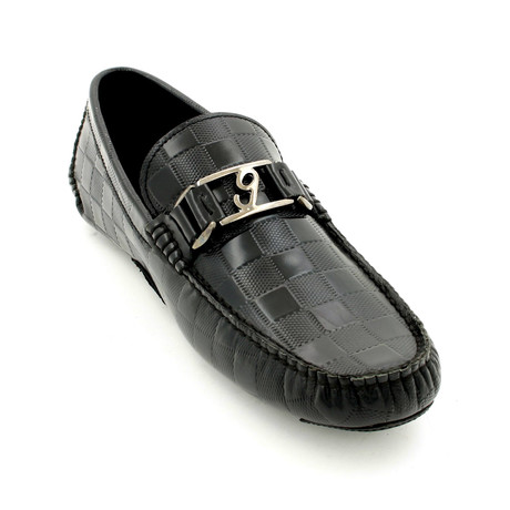 Loafers // Black (Euro: 39)