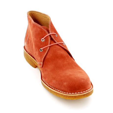 Suede Shoes // Cinnamon (Euro: 39)
