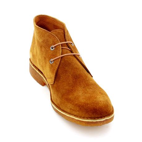Suede Shoes // Brown (Euro: 39)