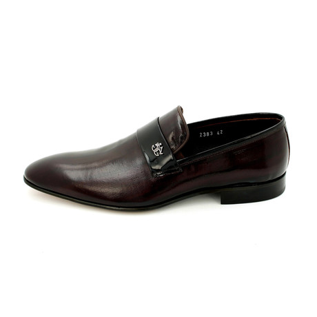 Loafers // Brown (Euro: 39)
