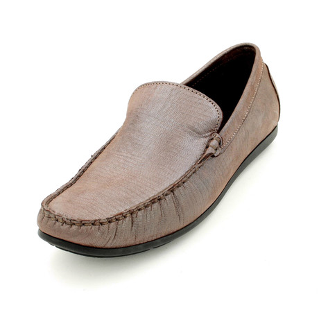Dress Shoes // Light Brown (Euro: 39)