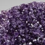 Natural Amethyst Geode Cluster // I